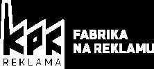 KPK - Fabrika na reklamu